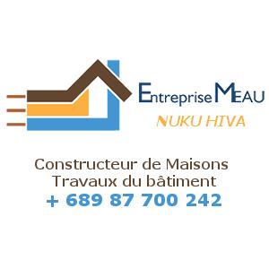Construction maison, travaux du bâtiment - Entreprise MEAU